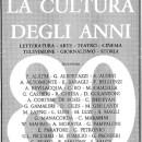 La cultura degli anni '80 (Bastogi, 1984)